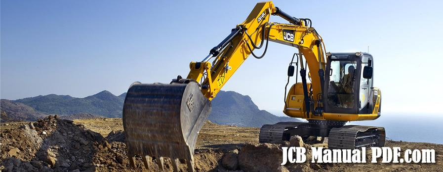JCB Manual PDF header image