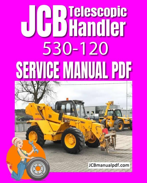 Jcb Telescopic Handler 530
